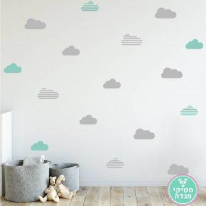 עננים מפוספסים