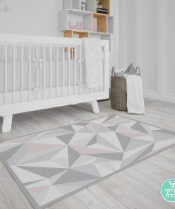 שטיח לחדר ילדים נורדי