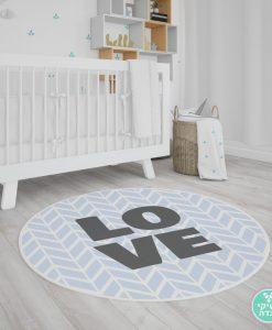 שטיח LOVE