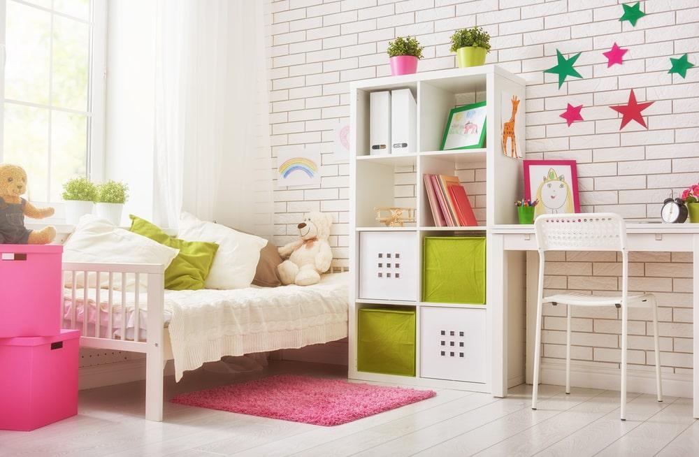 רעיונות לעיצוב חדרי ילדים ותינוקות