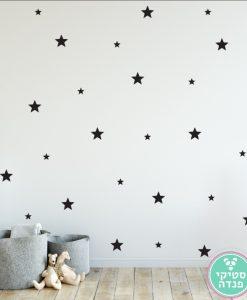 מדבקות כוכבים